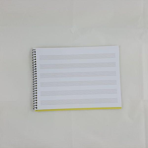 Libreta música - A ver cómo suena