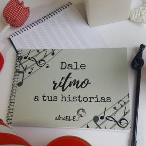 Libreta música - Dale ritmo a tus historias