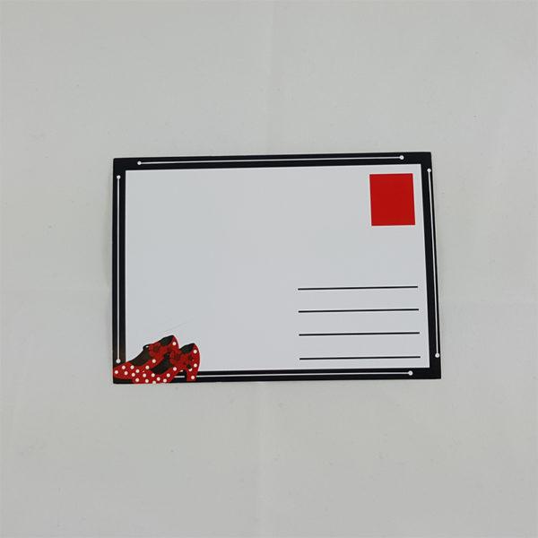 Postal - No me toques las tildes que me conozco